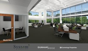 48 Dunham, interior commercial property